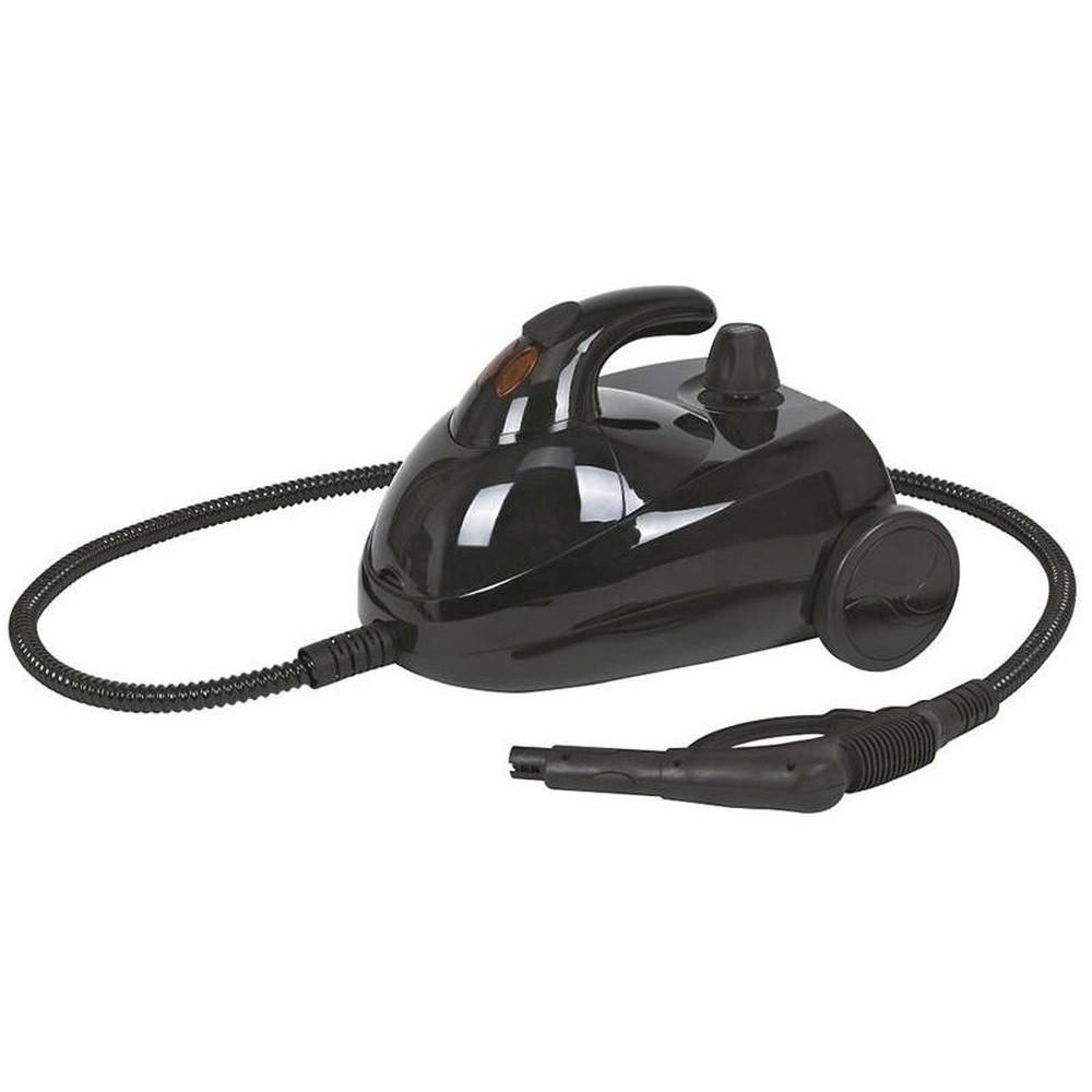 Maquina Limpeza Vapor Preto Modelo Vapor Clean Premium Intech Machine  - Carmel Equipamentos