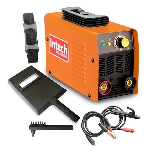 Maquina Solda Inversora 220v SMI130 Intech Machine  - Carmel Equipamentos