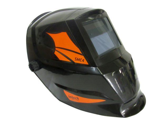 Máscara De Solda Automática Smc4 Intech Machine Com Três Regulagens  - Carmel Equipamentos