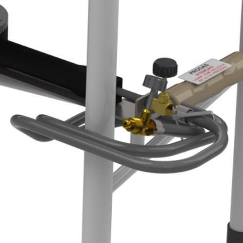 Misturador Misturela 15 Litros PRMQ-15 Style Bivolt Com Queimador a gás 50/60HZ - Progás  - Carmel Equipamentos
