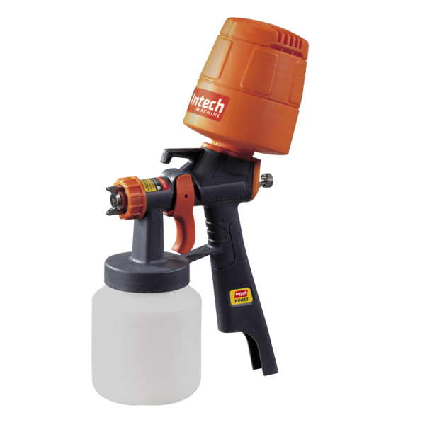 Pulverizador de Pintura Ar Direto Modelo Hv400 Intech Machine   - Carmel Equipamentos
