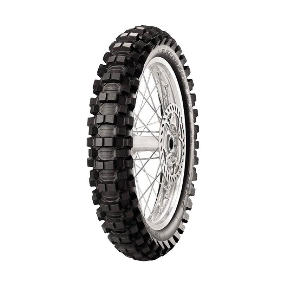 Pneu Pirelli 110/100-18 Scorpion Mx Extra X (Tt) 64M (Traseiro)  - Carmel Equipamentos