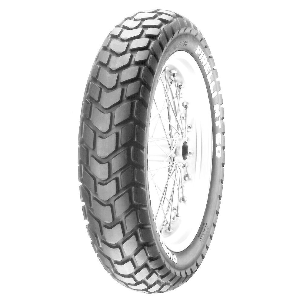 Pneu Pirelli 110/80-18 Mt60 (Tt) 58T (T) Xtz 125  - Carmel Equipamentos