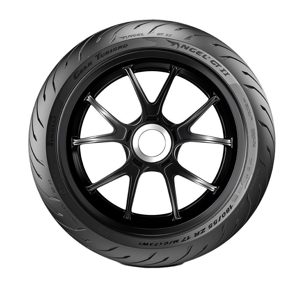 Pneu Pirelli 120/70Zr17 Angel Gt Ii (Tl) Radial (58W) (Dianteiro)  - Carmel Equipamentos