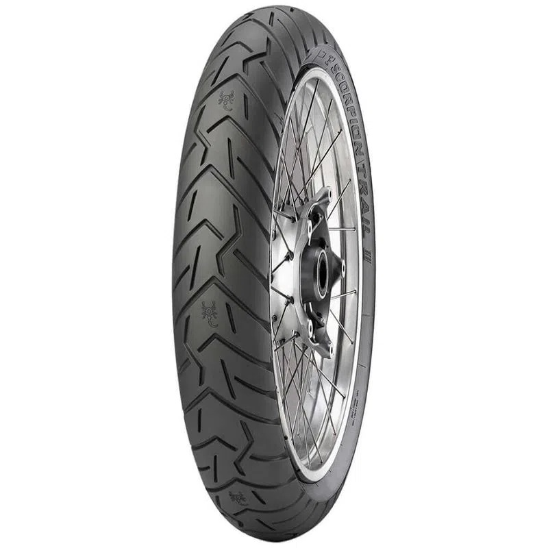 Pneu Pirelli 120/70Zr17 Scorpion Trail Ii (Tl)  (58W) (Dianteiro)  - Carmel Equipamentos