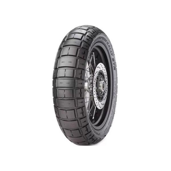 Pneu Pirelli 150/70R17 Scorpion Rally Str (Tl)  69Vm+S (Traseiro)  - Carmel Equipamentos