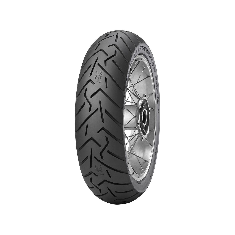 Pneu Pirelli 160/60Zr17 Scorpion Trail Ii (Tl)  (69W) (Traseiro)  - Carmel Equipamentos