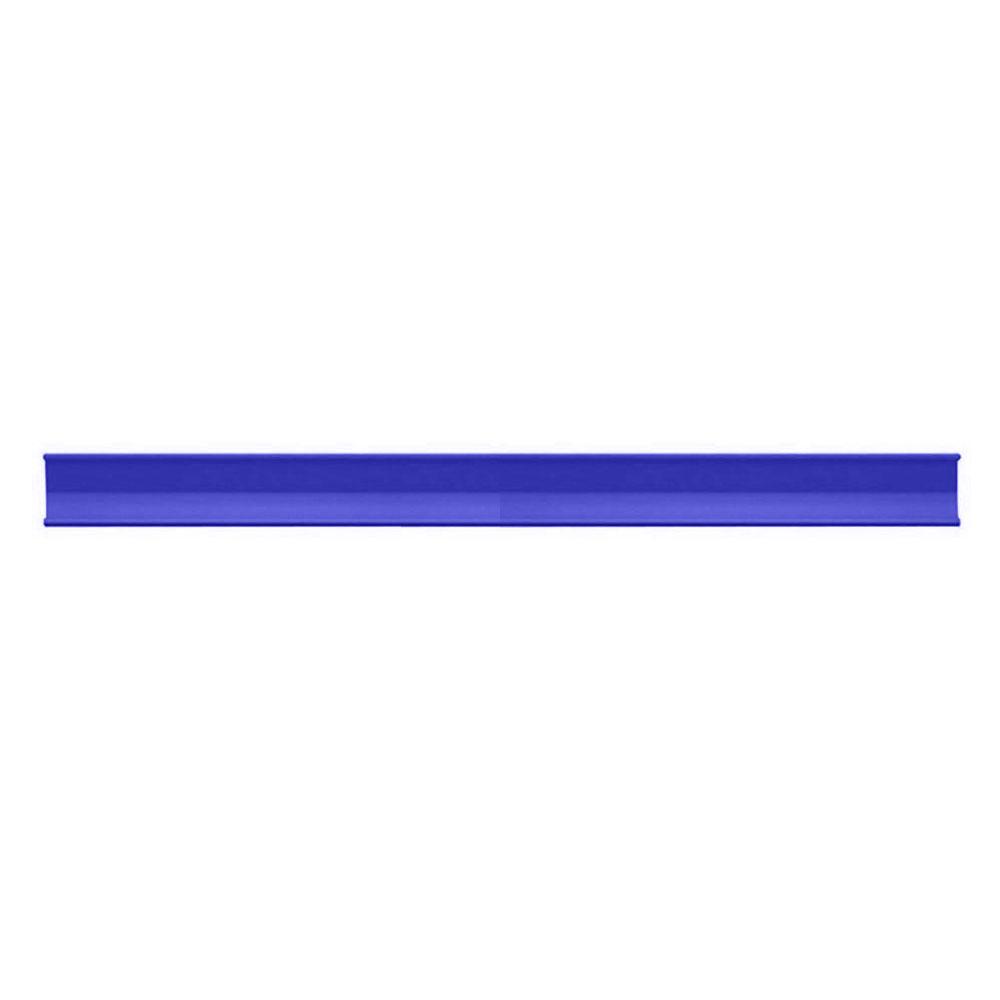 Porta Etiqueta Com Acrílico Para Gondola Premium Lx 0,92 Cm Unitário - Amapá  - Carmel Equipamentos