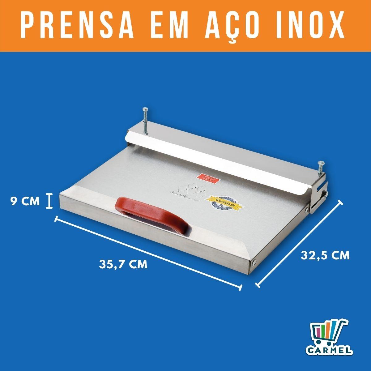 Prensa Chapa 30X40 Marchesoni  - Carmel Equipamentos