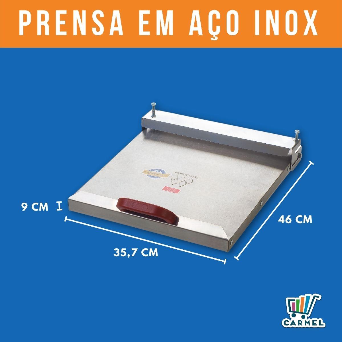 Prensa Chapa 40X60/40X80 Marchesoni  - Carmel Equipamentos