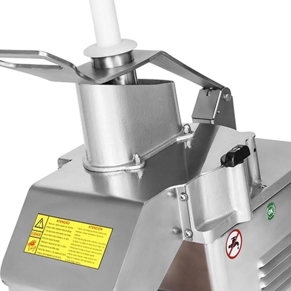 Processador de Alimentos Bermar Pab 7 Discos BM125NR Bivolt  - Carmel Equipamentos