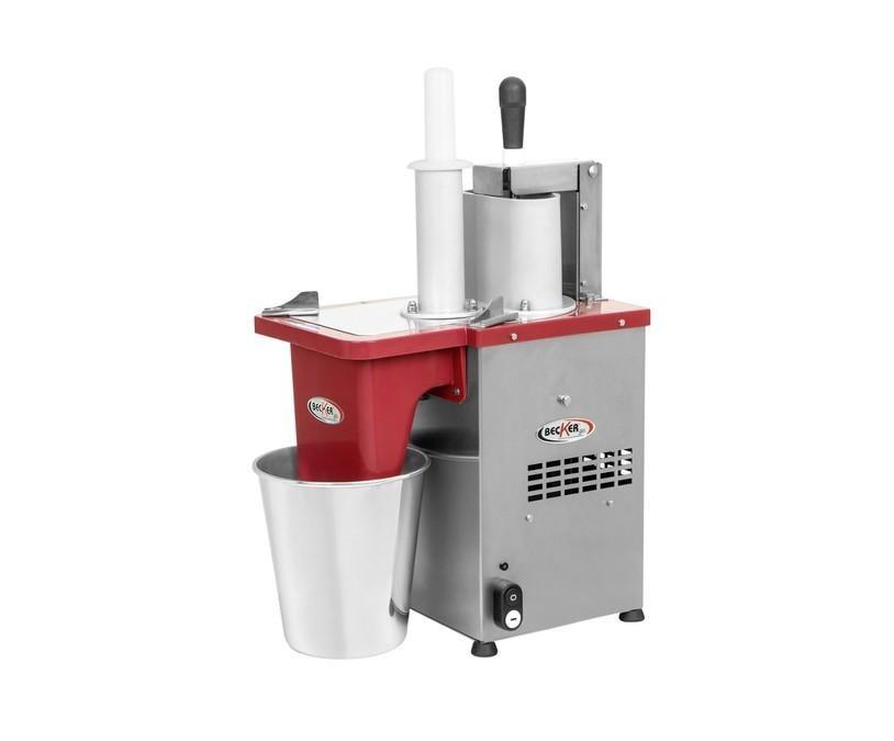 Processador De Alimentos Prab-200 1/2 Cv Nr-12 - Becker  - Carmel Equipamentos