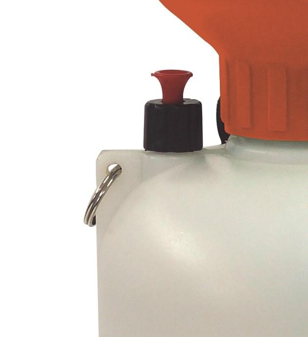 Pulverizador Lateral Manual Gp500 Intech Machine  - Carmel Equipamentos
