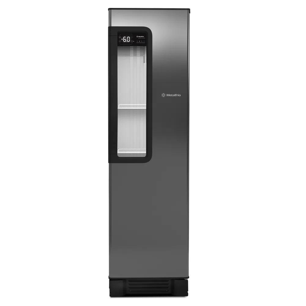 Refrigerador Expositor Vertical Visa Cooler Cervejeira Beer Maxx Inox VN28TP 324 Litros - Metalfrio  - Carmel Equipamentos