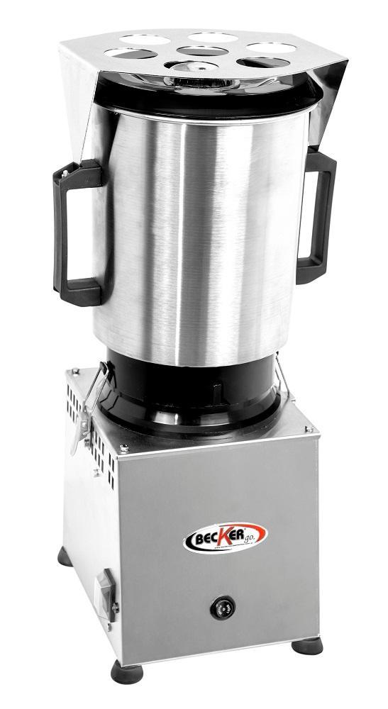 Robuster Evolution Rbt-6.2 Com Moinho X Despolpadeira - Becker  - Carmel Equipamentos