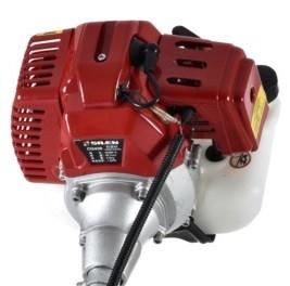 Roçadeira lateral à gasolina 1,7 hp 2 tempos - Skim4200 - Intech Machine  - Carmel Equipamentos