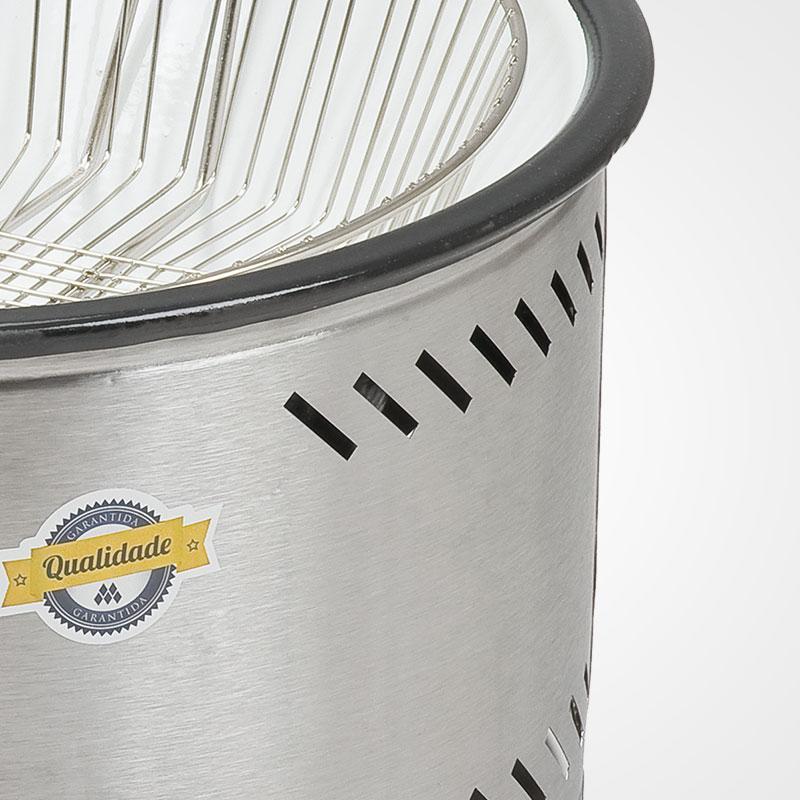 Tacho 7,5 Litros Gás Baixa Pressão - Marchesoni  - Carmel Equipamentos
