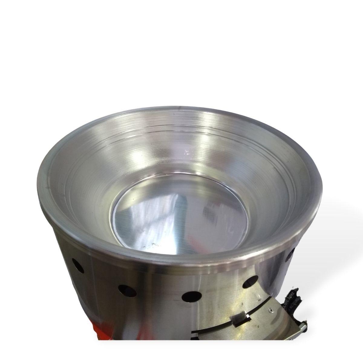 Tacho Fritador de Salgados à Gás 7 Litros Pasteleiro Alta Pressão Com Cesto Inox - Progás  - Carmel Equipamentos