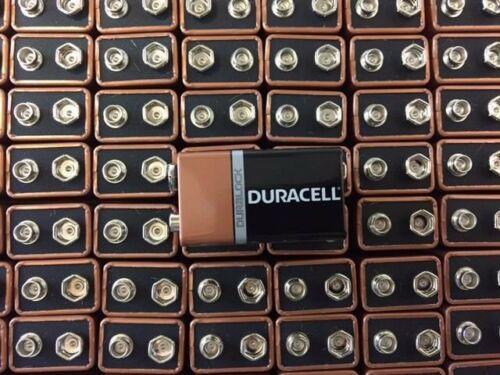 Bateria 9V Alcalina Duracell Cartela com 2 baterias 100% Original