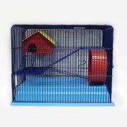 Gaiola Hamster/Topolino e Outros Roedores 03 Andares