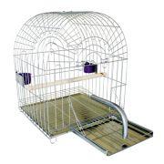 Gaiola Soplex Média papagaio Maritacas Pássaros Mansos