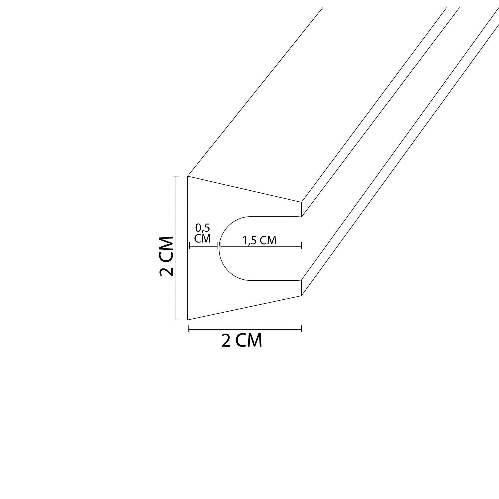 Cesto Gaveta Fruteira Aramado Em Aço com Corrediça Branco M5