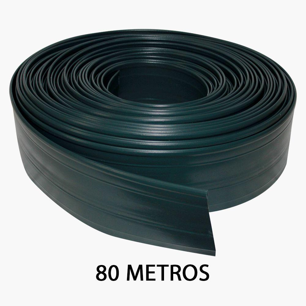 Separador Limitador Divisor De Grama Jardim 80 Metros