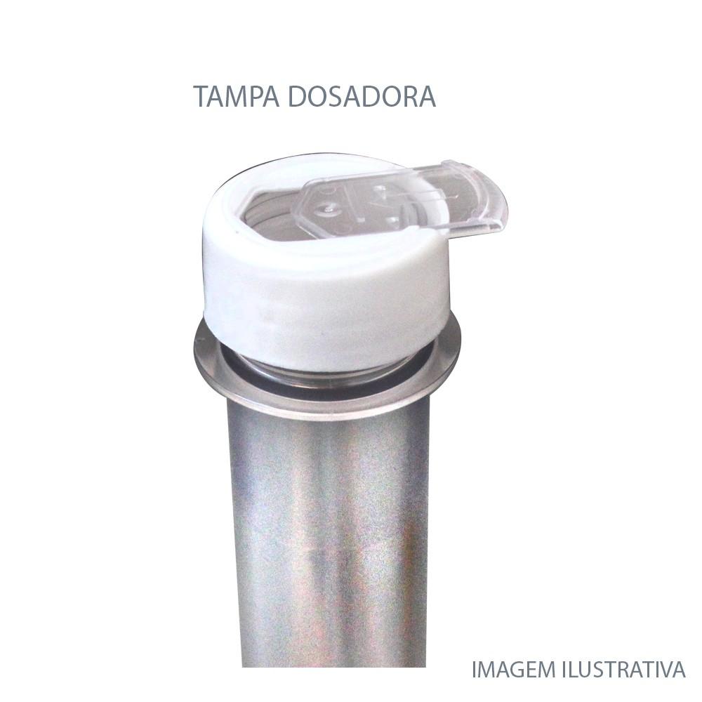 Suporte Porta Tempero Condimentos Parede Essence Branco