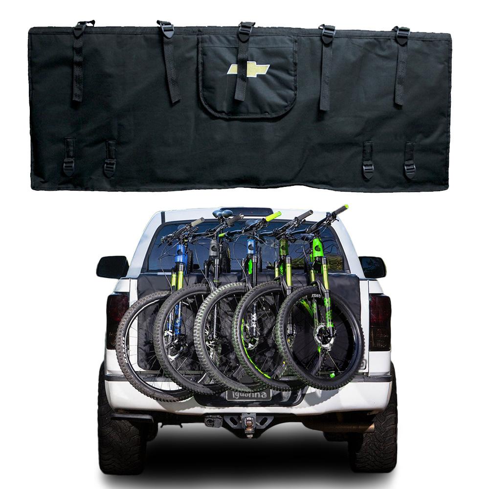 Transbike Truckpad 5 Bike Caminhonete Protetor CaÇAmba