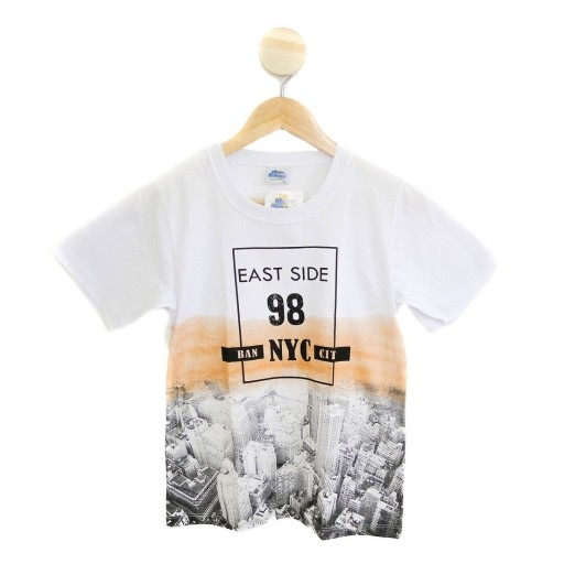 CAMISETA BICHO BAGUNCA MENINO EAST SIDE - 6064