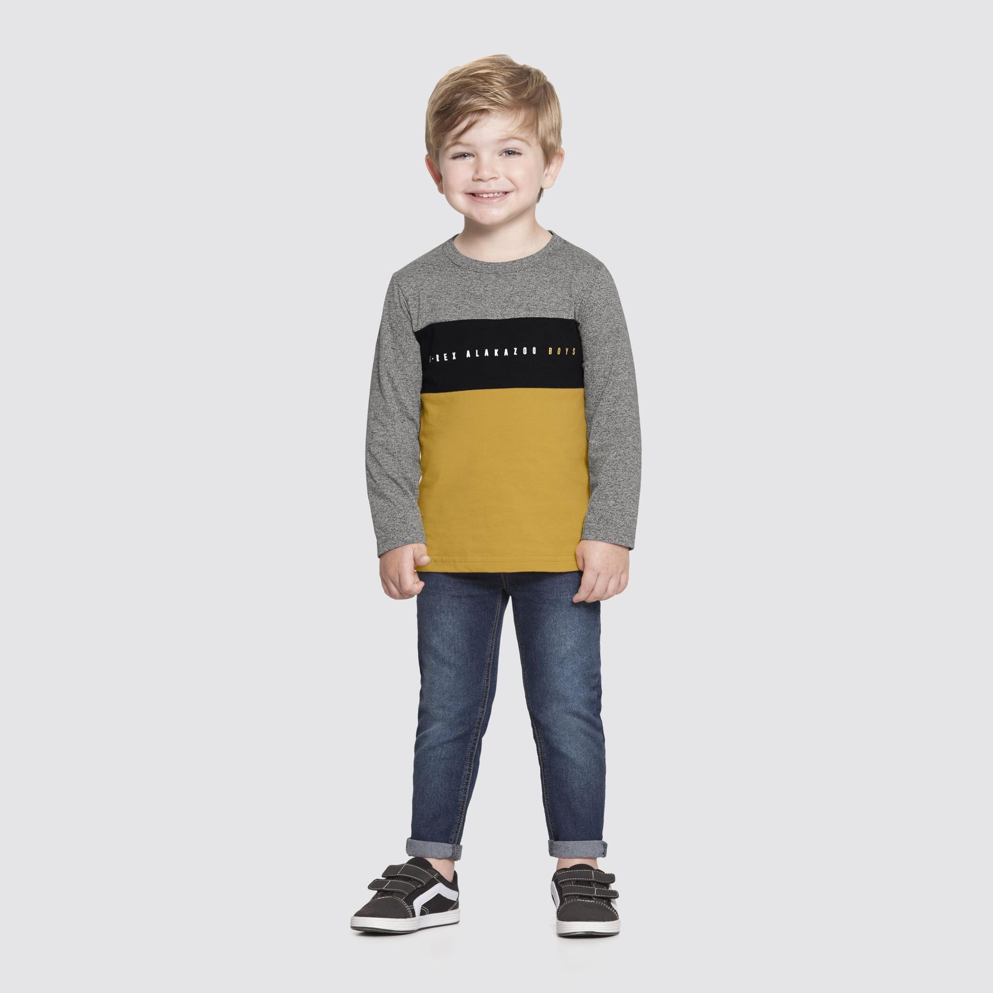 Camiseta Lunender Moletom - 62584