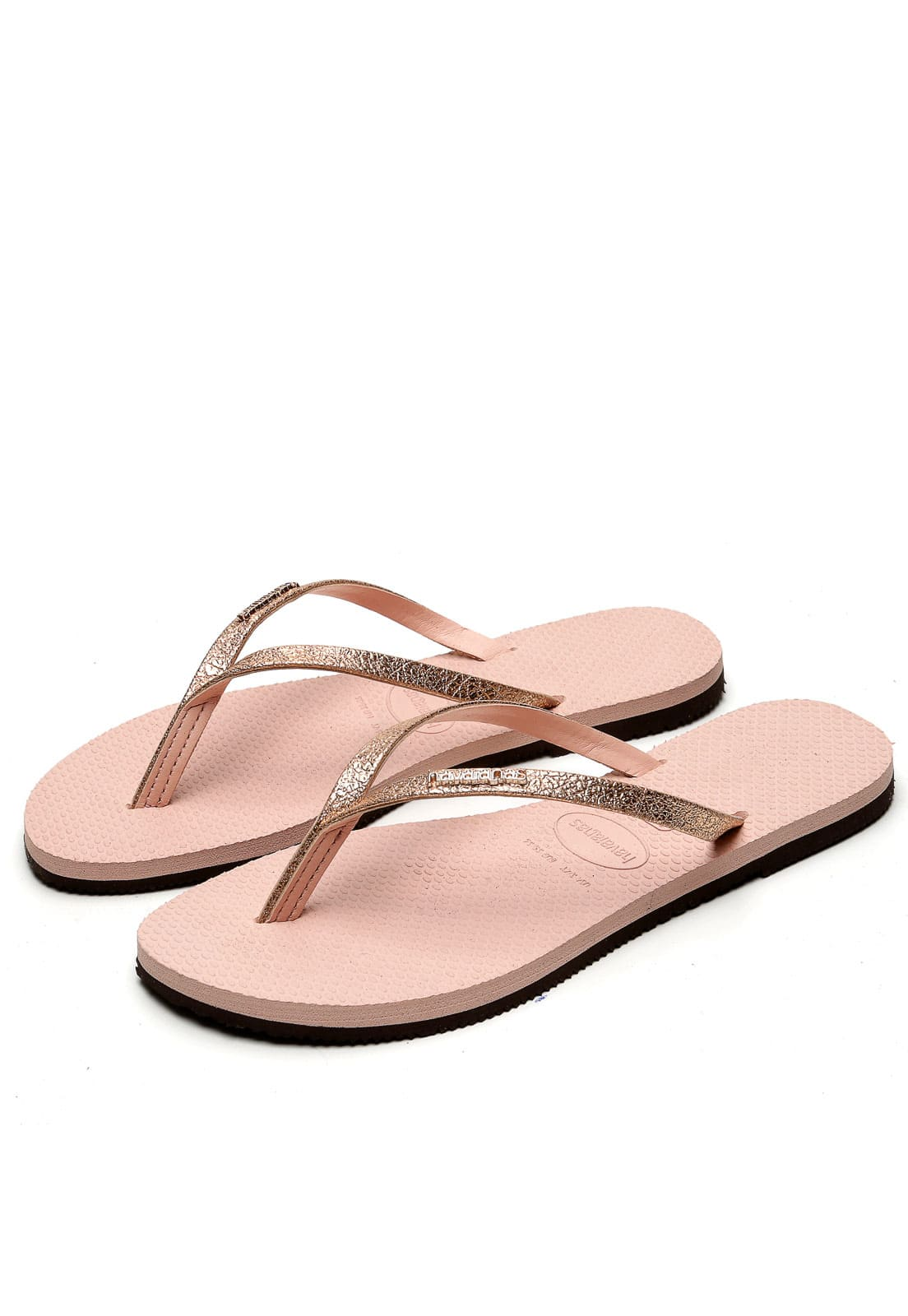 CHINELO HAVAIANAS FEMININO YOU SHINE - 4144391