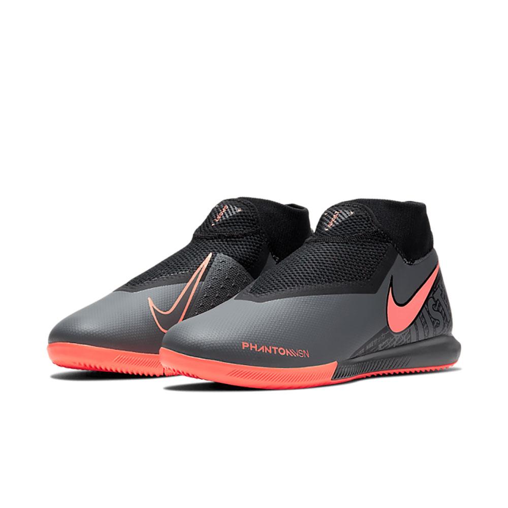 Chuteira Nike Adulto Futsal Phantom Vision - AO3267-080