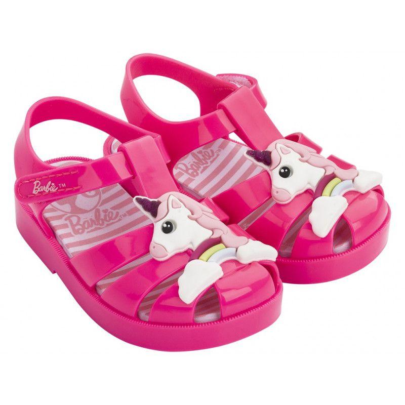 Sandalia Grendene Barbie Love - 21875