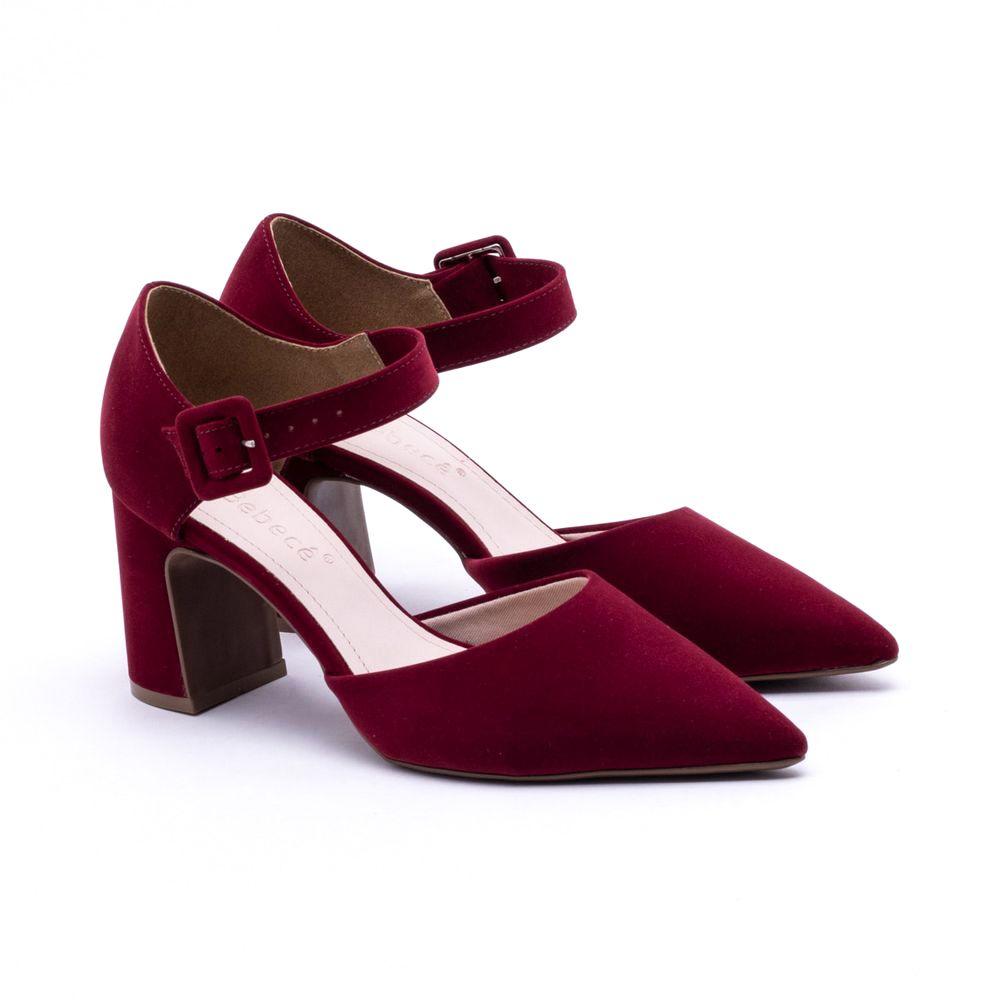 Sapato Bebece Bico Fino - 7018-125