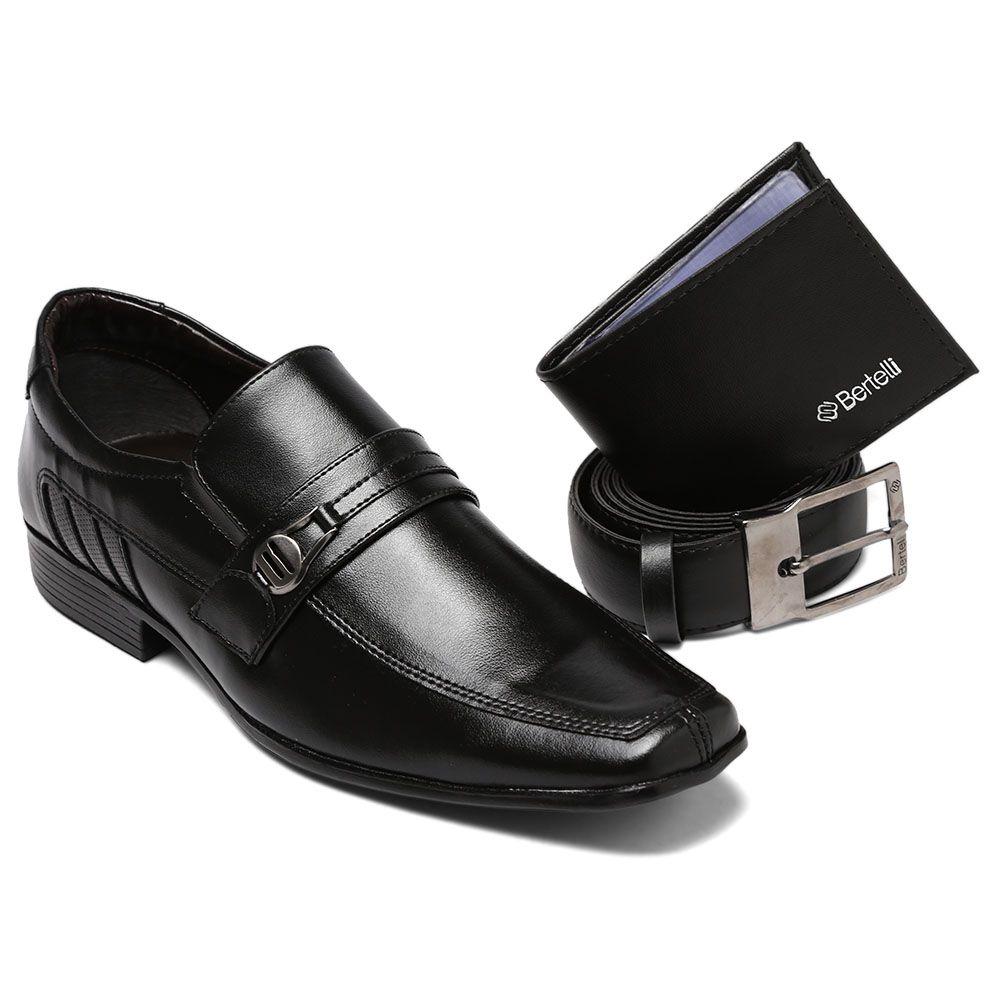 Sapato Bertelli Tira - 70063