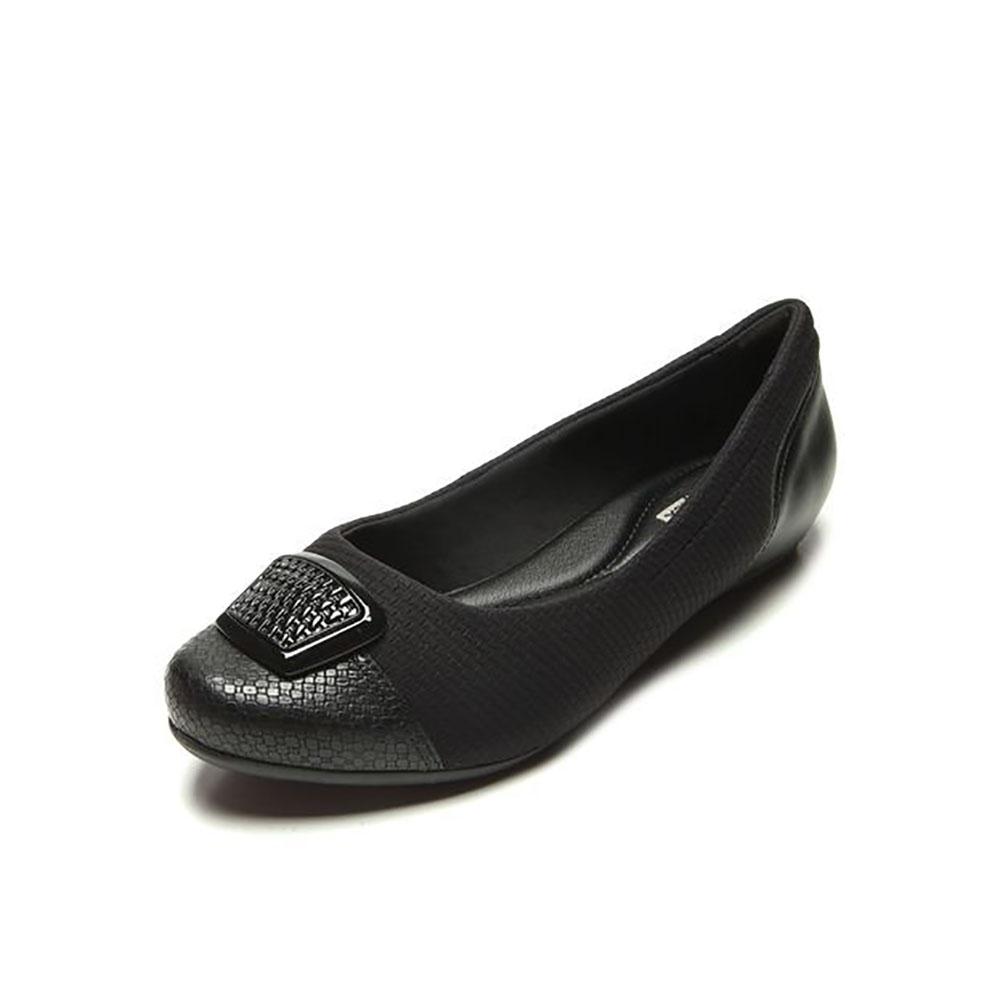 Sapato Comfortflex Aplique - 20-84305