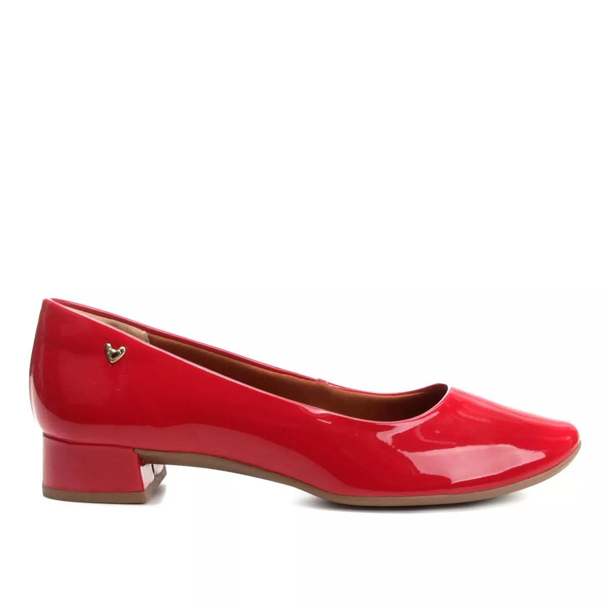 Sapato Mississipi Verniz - X9101