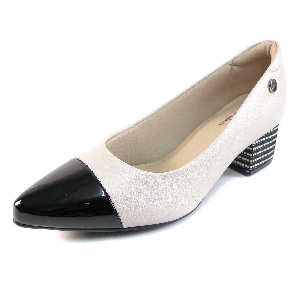 Sapato Modere Bico Verniz - 7340.203