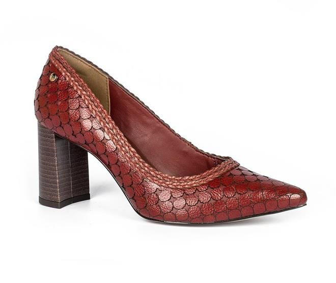 Sapato Tanara Recortes - T3184