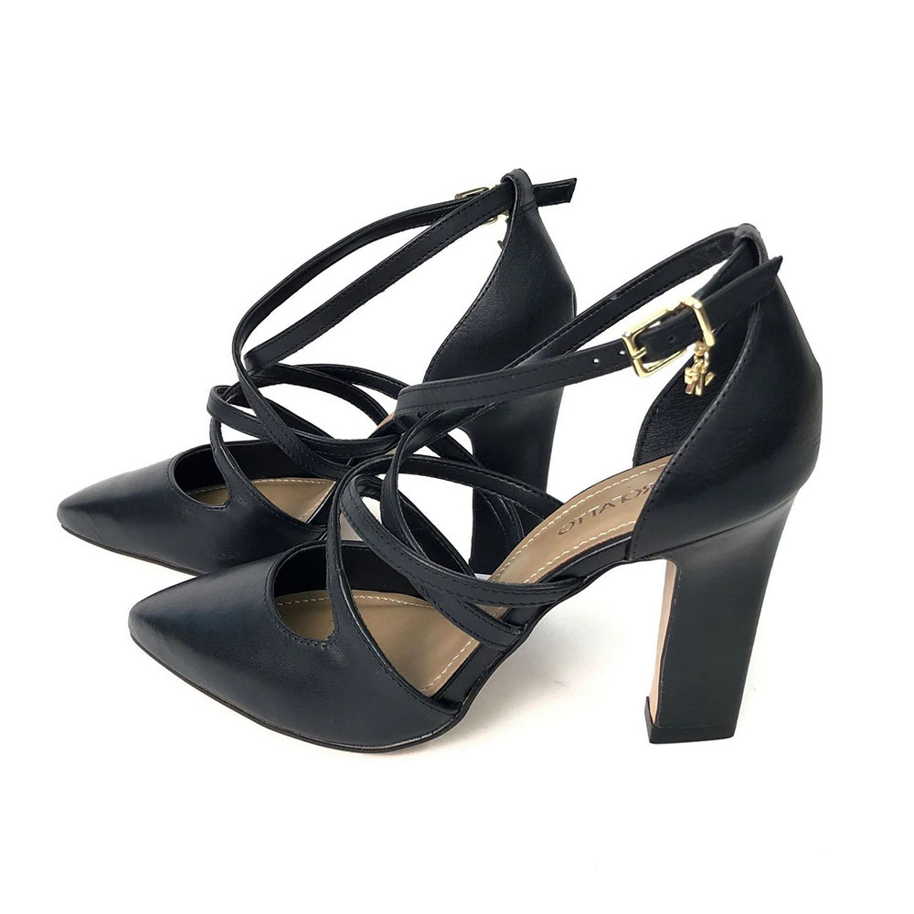 Sapato Verofatto Tiras - 6014723