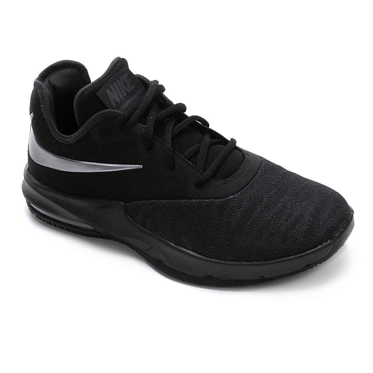 Tenis Nike Air Max Infuriate Iii Low - Aj5898-007