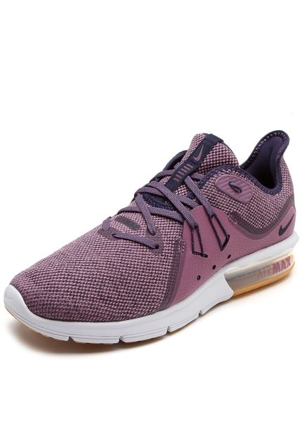 TENIS NIKE FEMININO AIR MAX SEQUENT 3 - 908993-501