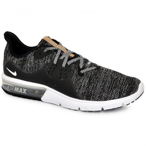 Tenis Nike Air Max Sequent 3 - 921694-011