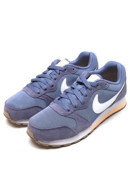 Tenis Nike Md Runner 2 - 807316-407