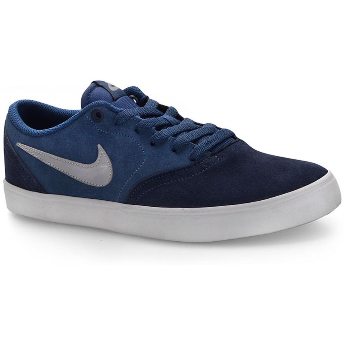 Tenis Nike Sb Check Solar - 843895-407