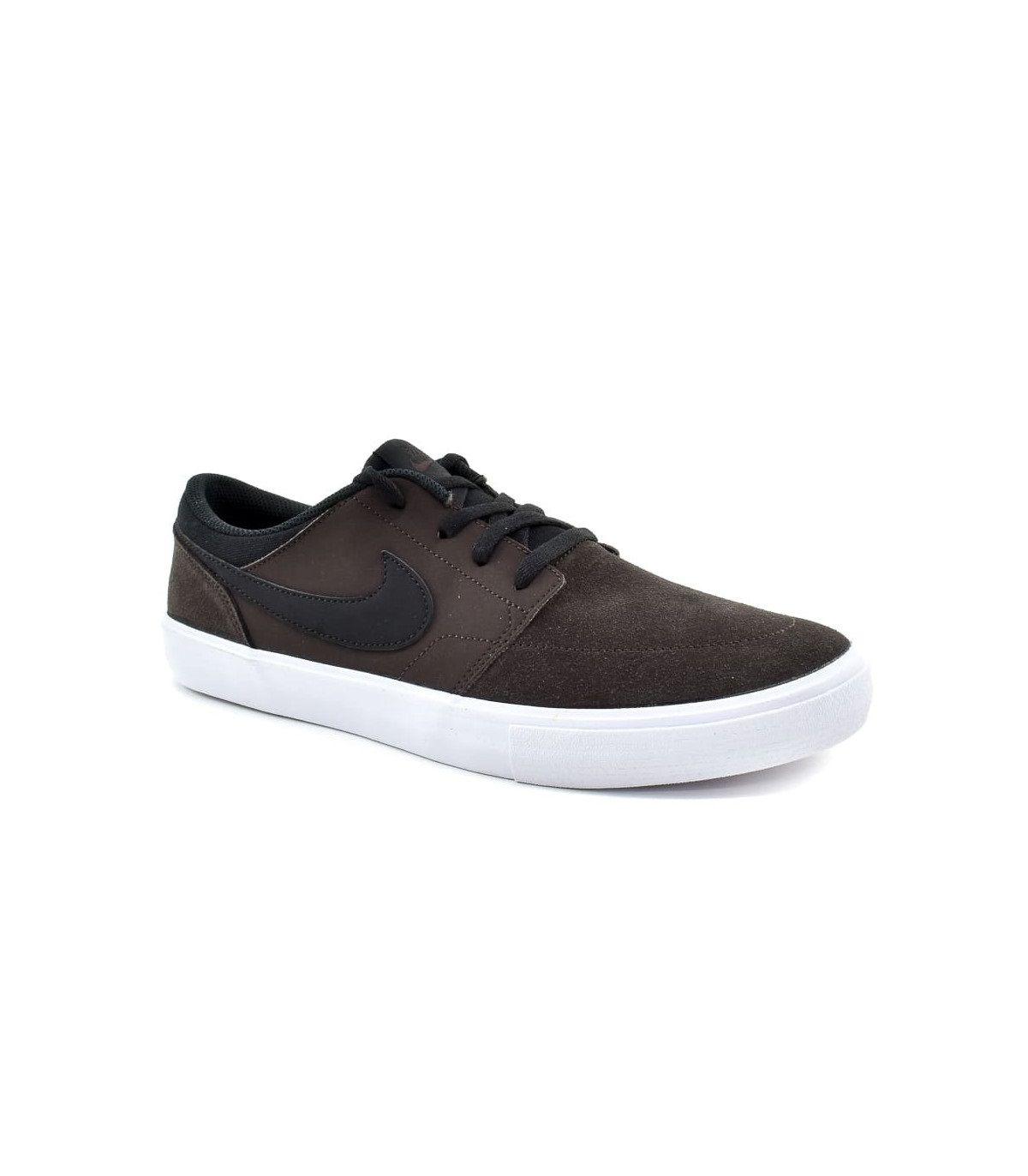 Tenis Nike Sb Portmore - 880266-203