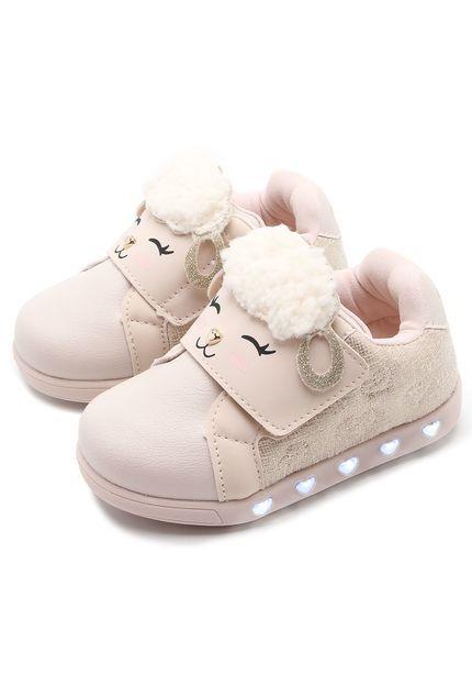 Tenis Pampili Sneakers Led - 165092