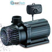 Bomba Submersa Ocean Tech DC 6000 com controle de vazão - 24V