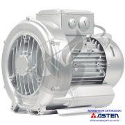 Compressor Radial - Soprador -  monofásico - 0,30 CV - 1140 litros por minuto - mod060